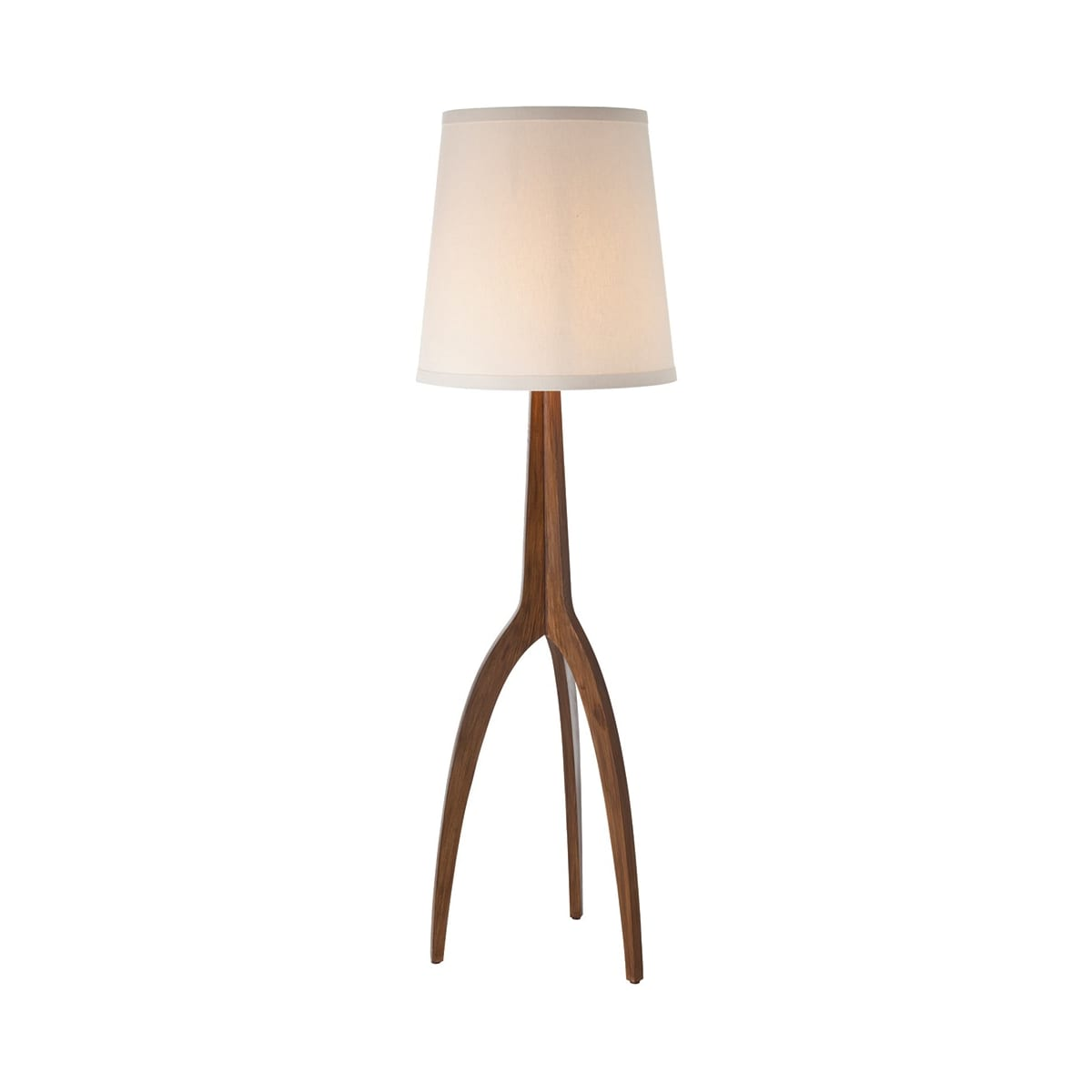 Arteriors 76492 333 Walnut Linden 71 Floor Lamp Lightingshowplace Com