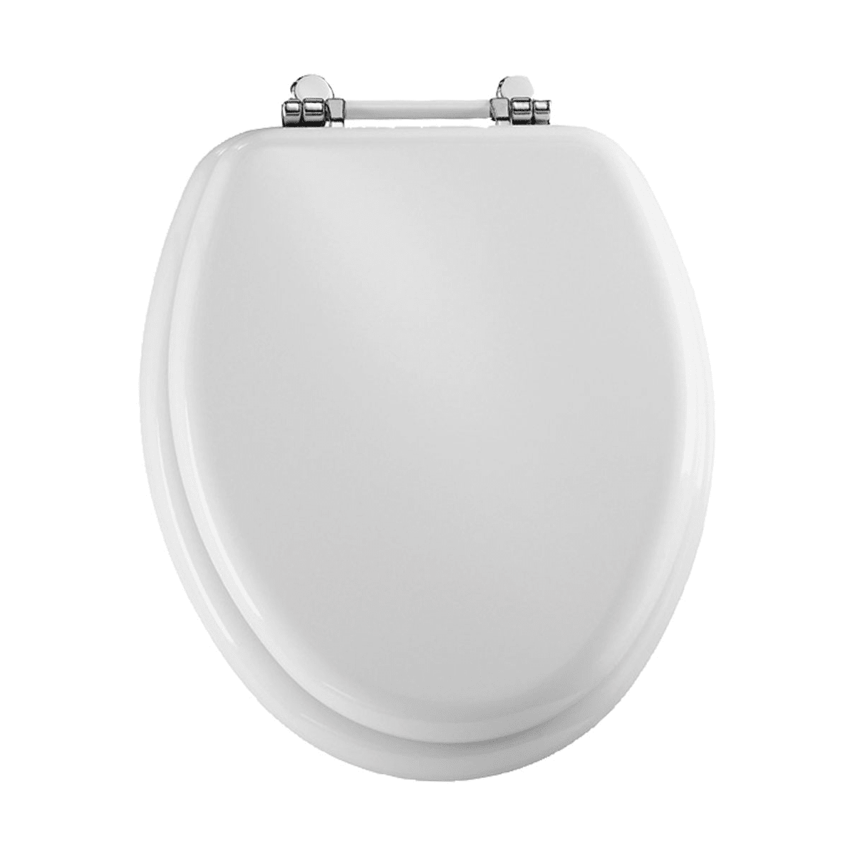 Superb Bemis 1960Pch 000 White Elongated Toilet Seat Closed Front Andrewgaddart Wooden Chair Designs For Living Room Andrewgaddartcom