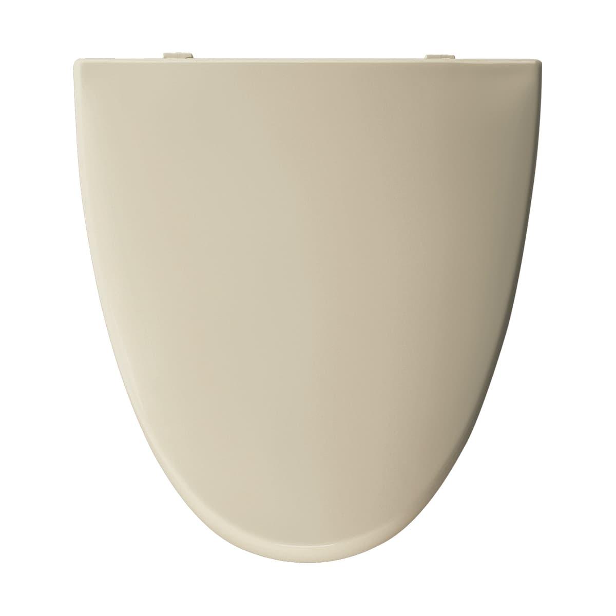 Pleasant Bemis El270 162 Silver Elongated Plastic Toilet Seat Creativecarmelina Interior Chair Design Creativecarmelinacom