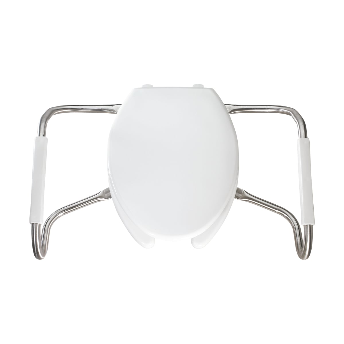 Stupendous Elongated Bemis Medic Aid 2 Lift Raised Open Front Plastic Creativecarmelina Interior Chair Design Creativecarmelinacom
