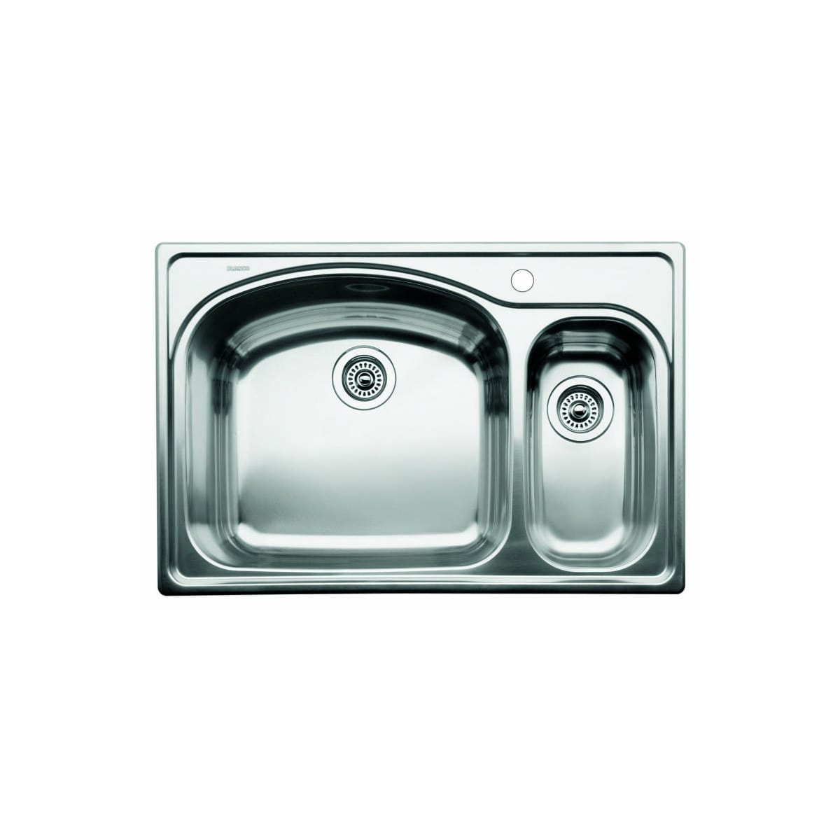 Blanco 510-873-ST Stainless Steel Fixture Kitchen Sink Stainless ...