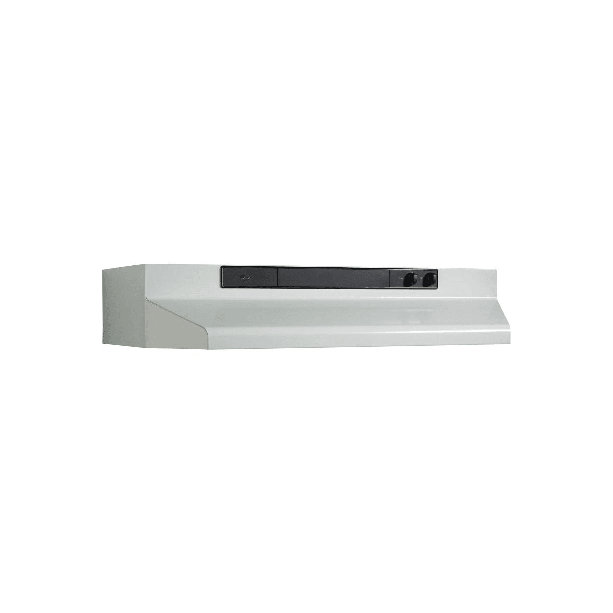 Broan 462401 220 Cfm 24 Wide Steel Under Cabinet Range Hood