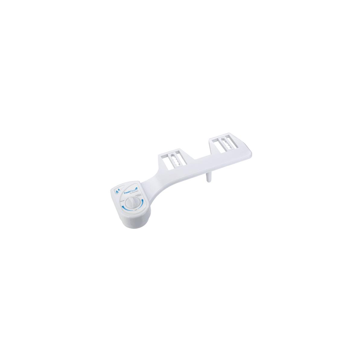 Brondell Fs 10 White Freshspa Easy Bidet Toilet Attachment