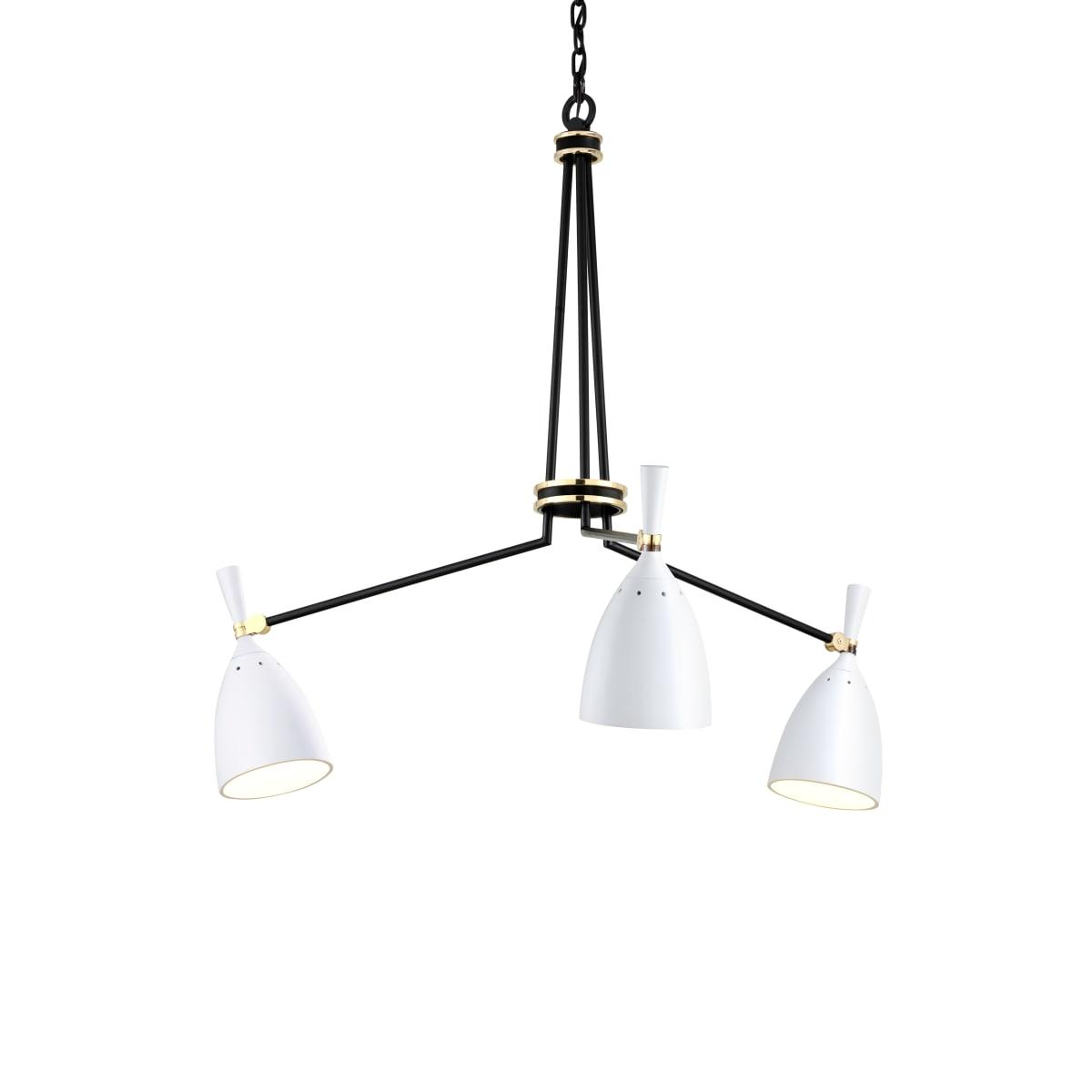 Corbett Lighting 281 03 Satin Black