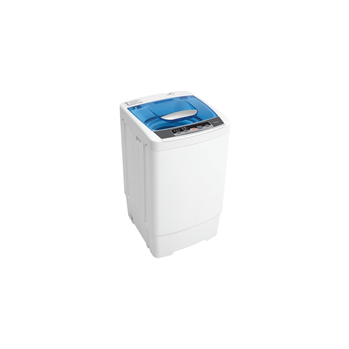 Danby 17 Inch Wide 1 Cu. Ft. Capacity Energy Star Certified Top Loading Washer