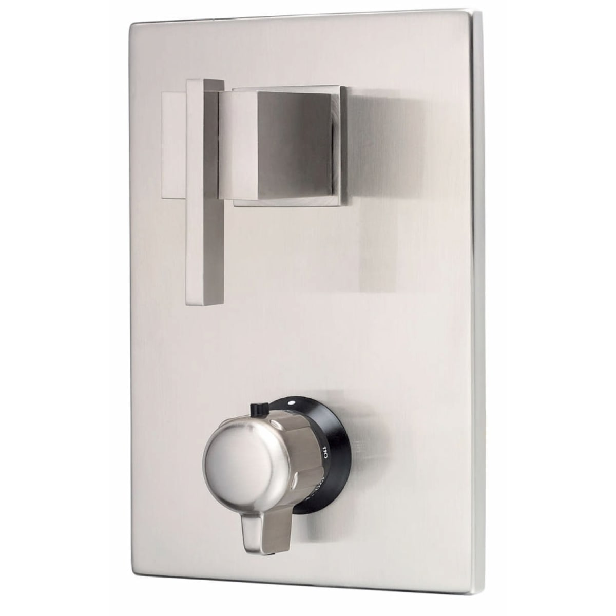Danze D560144BN Brushed Nickel Thermostatic Valve Trim with Lever ...