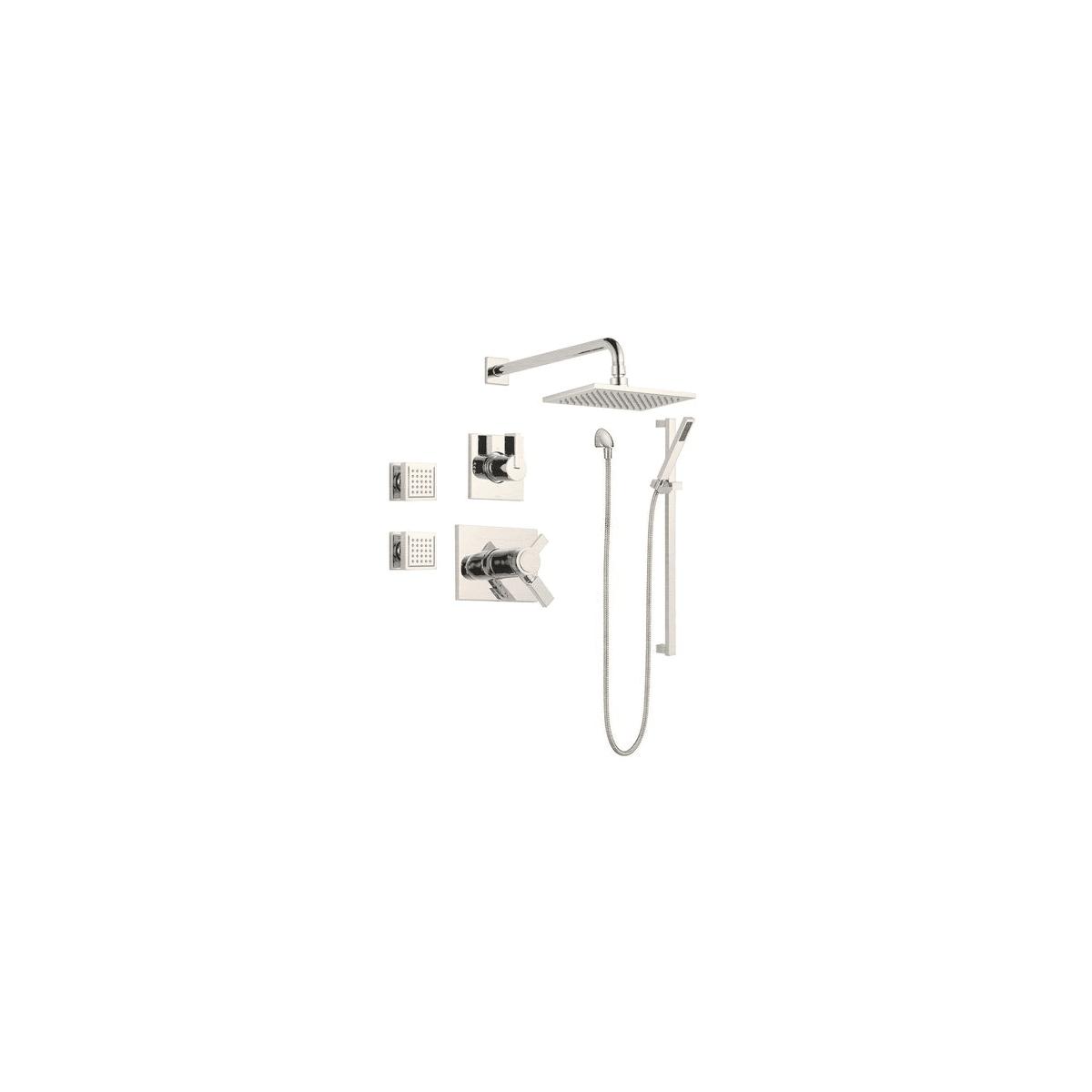 Delta Vero Monitor 17 Series Shower System
