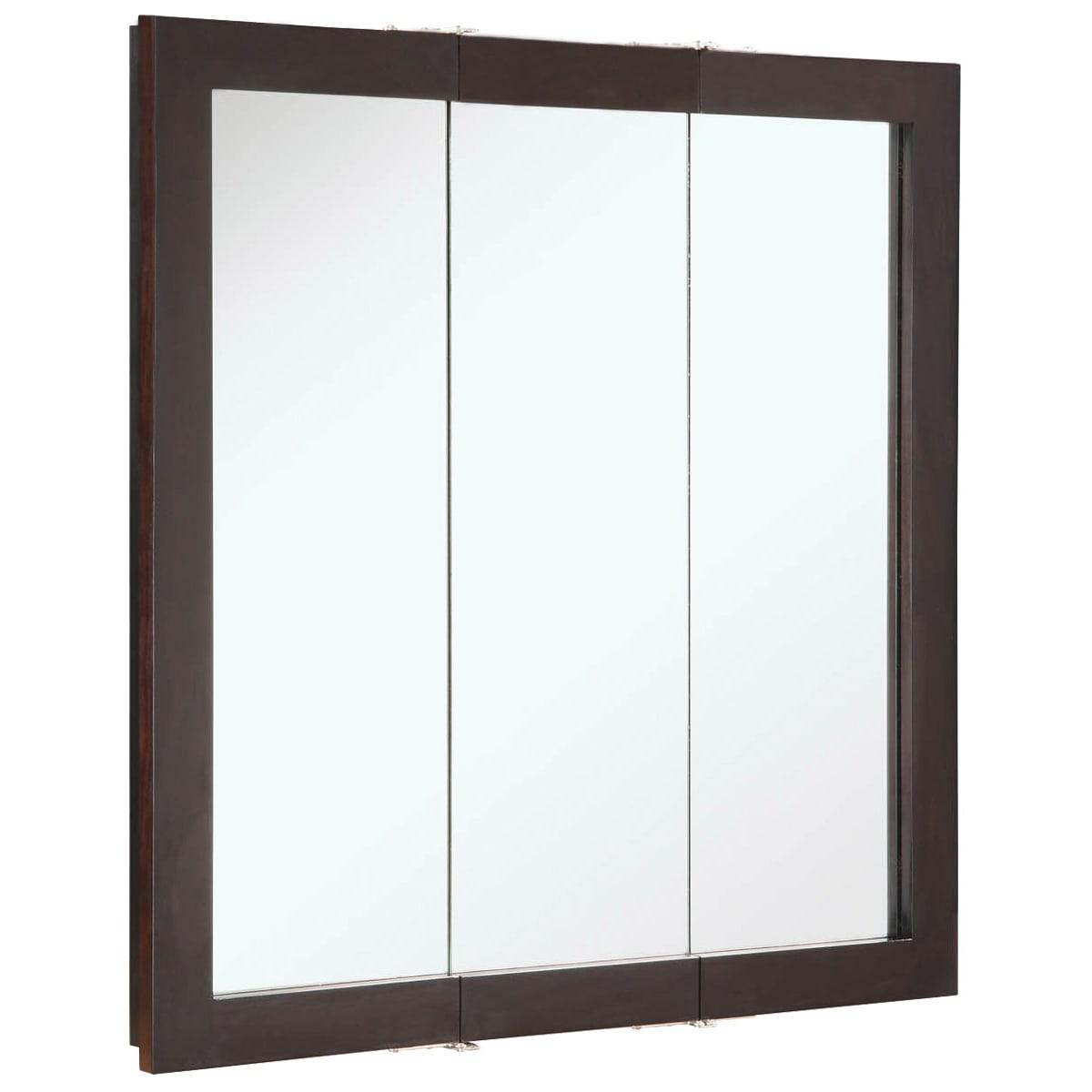 Design House 541342 Espresso 30 Framed