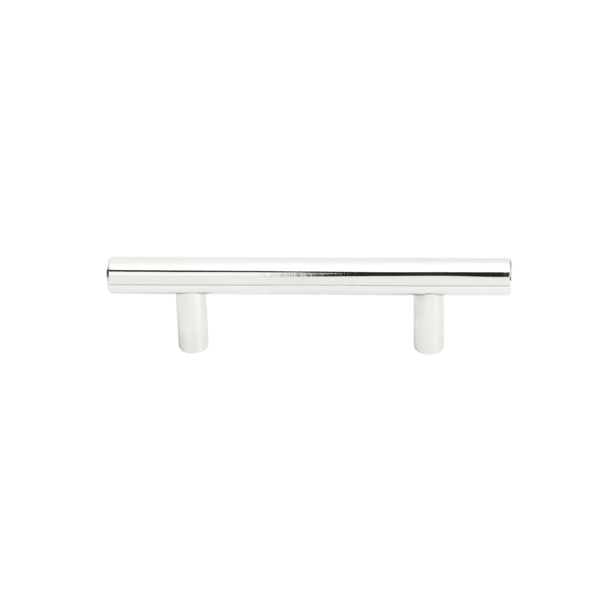 Emtek 86359us26 25pack Polished Chrome Brass Bar 3 1 2 Inch Center To Center Bar Cabinet Pull From The Contemporary Collection 25 Pack Handlesets Com