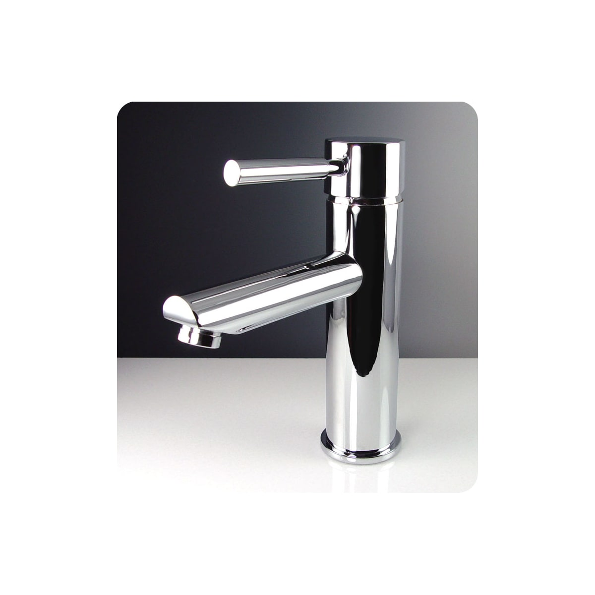 Fresca FFT1040CH Chrome Tartaro Single Handle Lavatory Faucet with ...