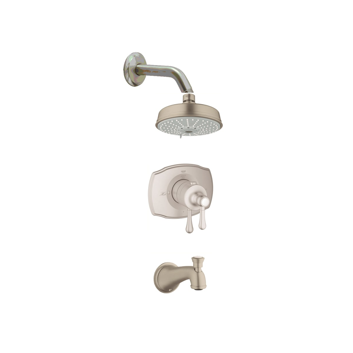 Grohe Gss Authentic Sth 04