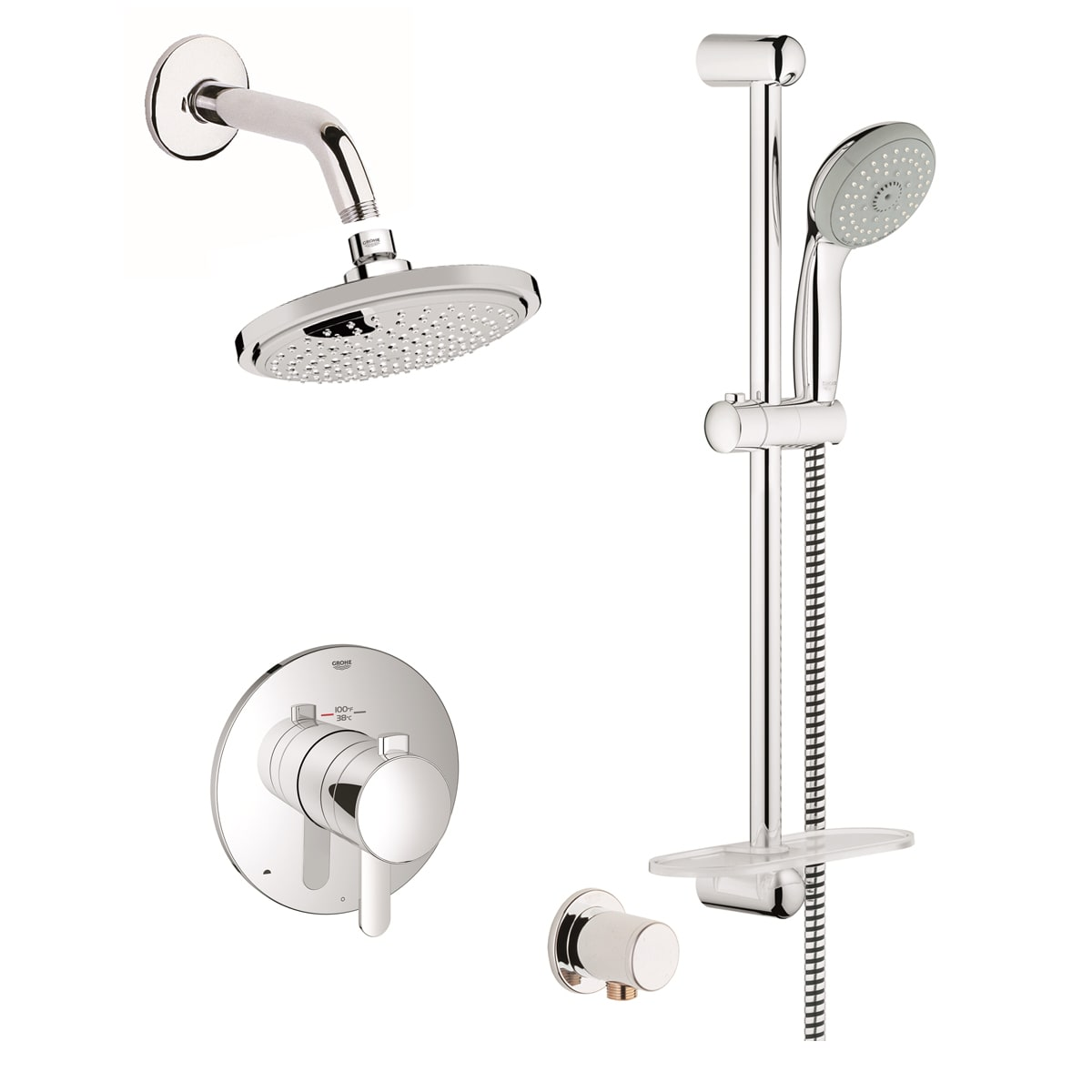 Grohe Gss Europlus Dth 03