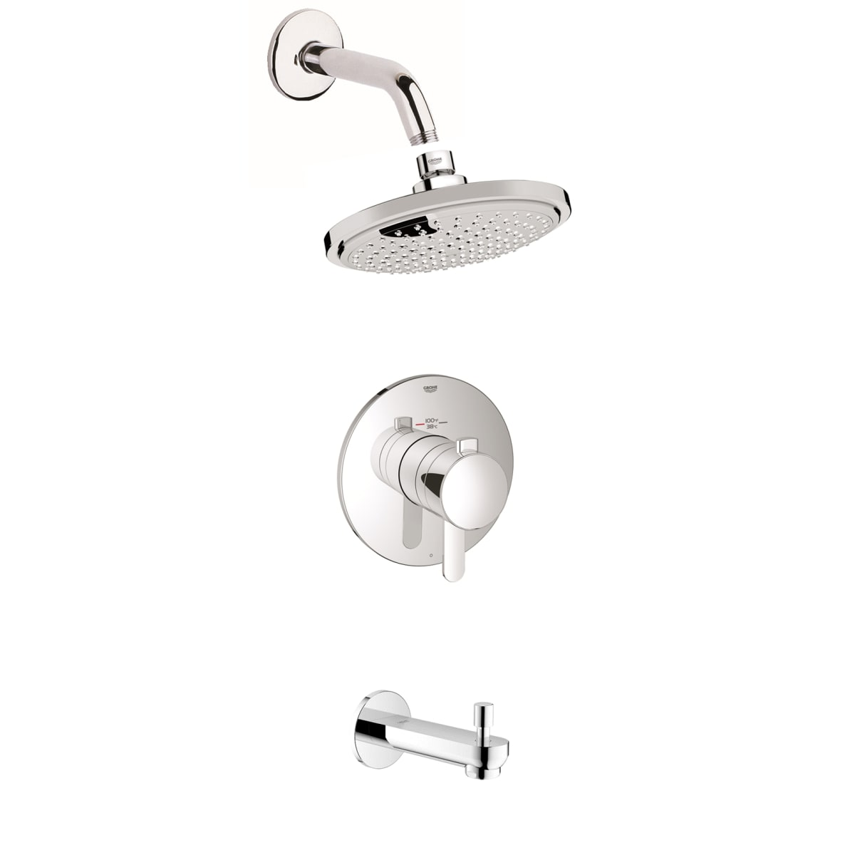 Grohe Gss Europlus Sth 04
