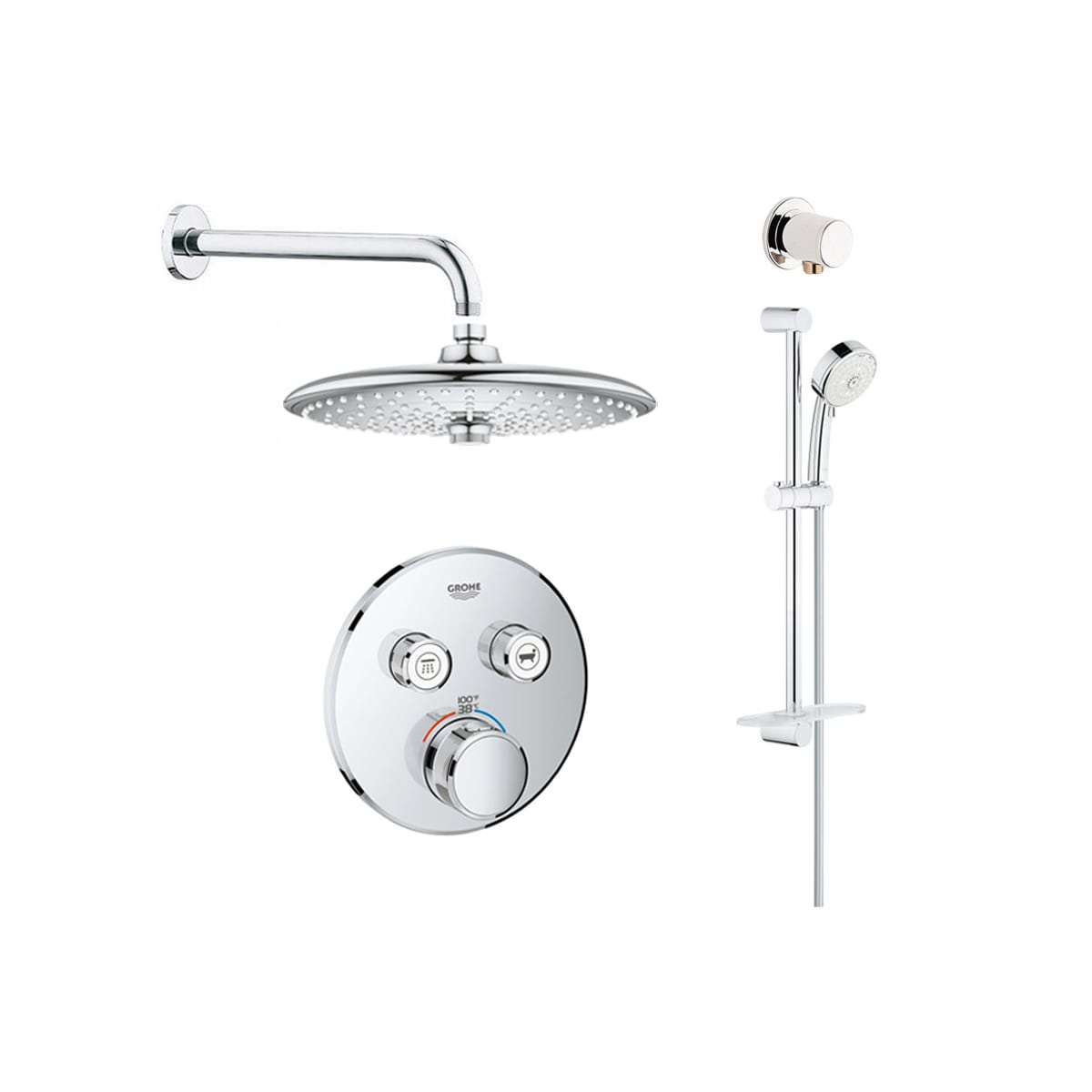 Grohe Gss Grohtherm Cir 04