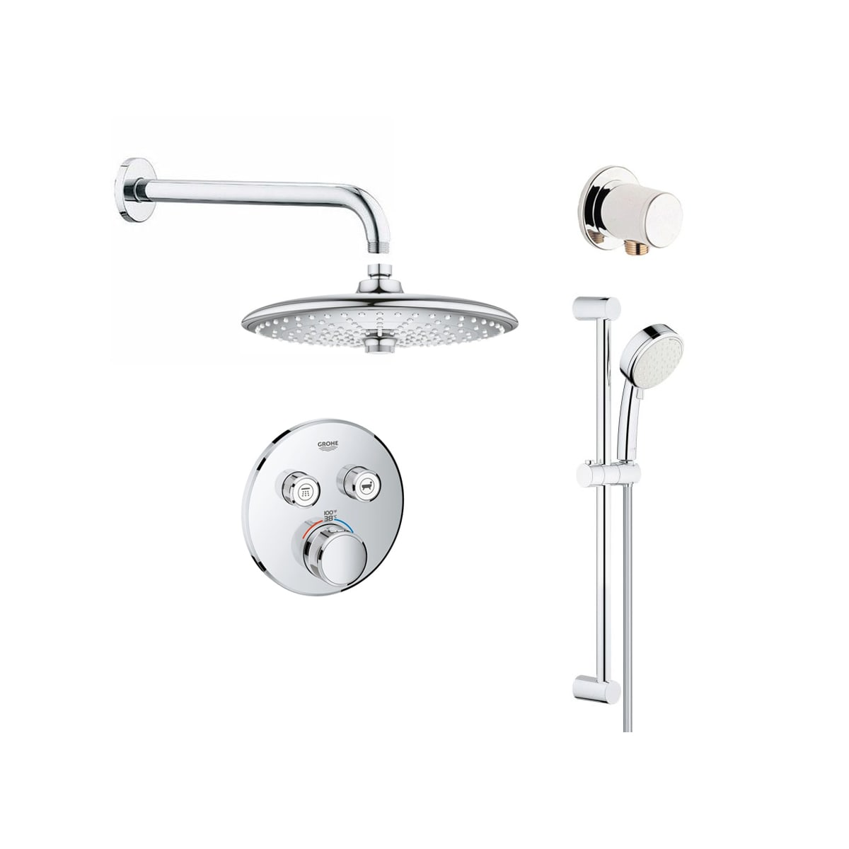 Grohe Gss Grohtherm Cir 04 A