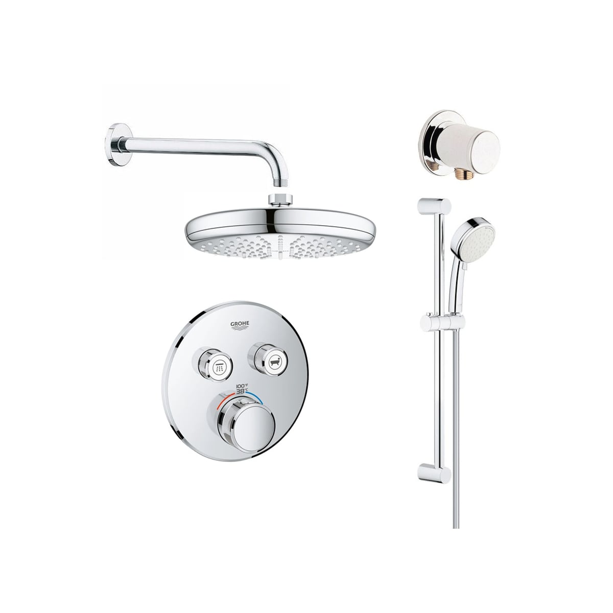 Grohe Gss Grohtherm Cir 05 A
