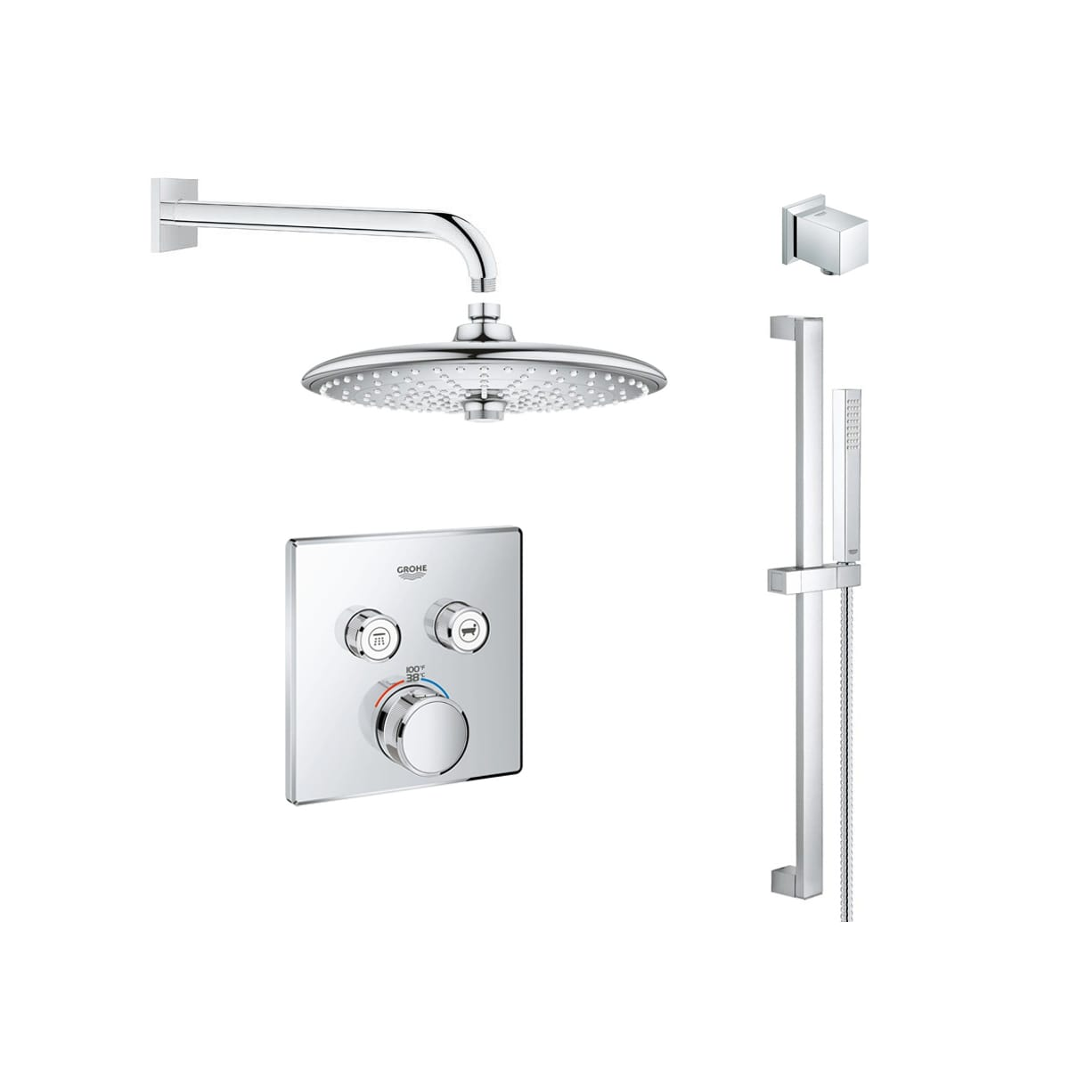 Grohe Gss Grohtherm Sq 04