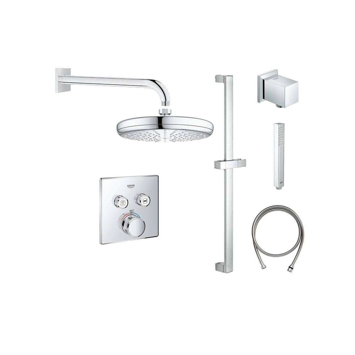 Grohe Gss Grohtherm Sq 05 A