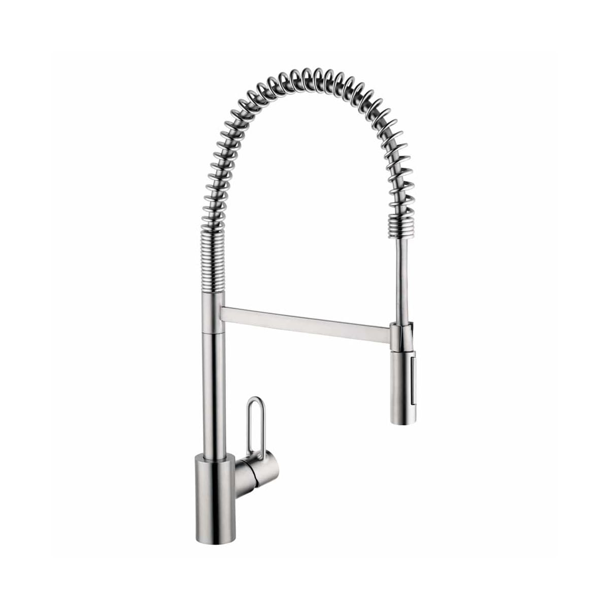 Hansgrohe 04700005 Chrome Talis Loop Single Handle Semi-Pro Kitchen ...