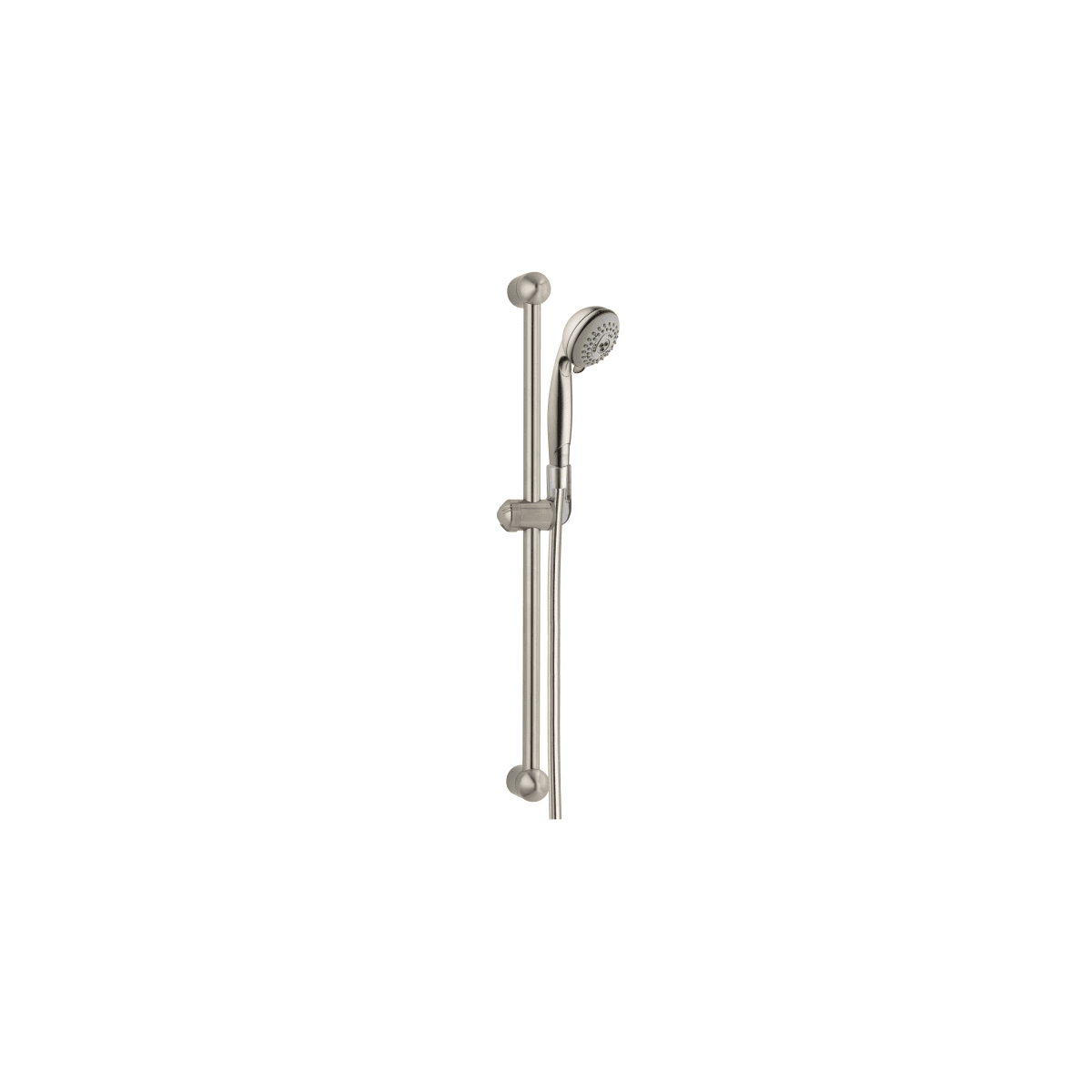 Hansgrohe 06494820 Brushed Nickel Croma E 2 5 Gpm Multi