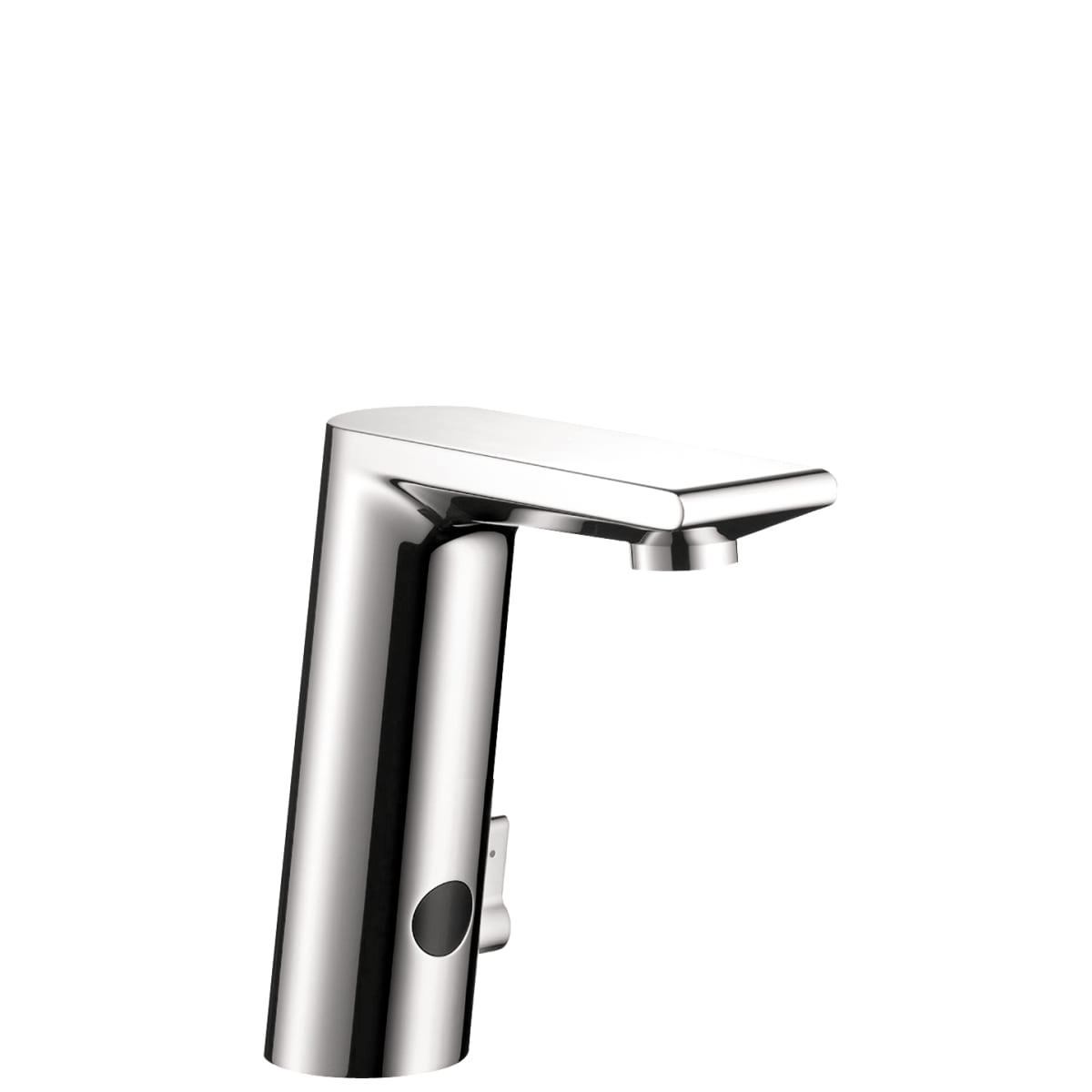 Hansgrohe 31100001 Chrome Metris S Electronic Bathroom