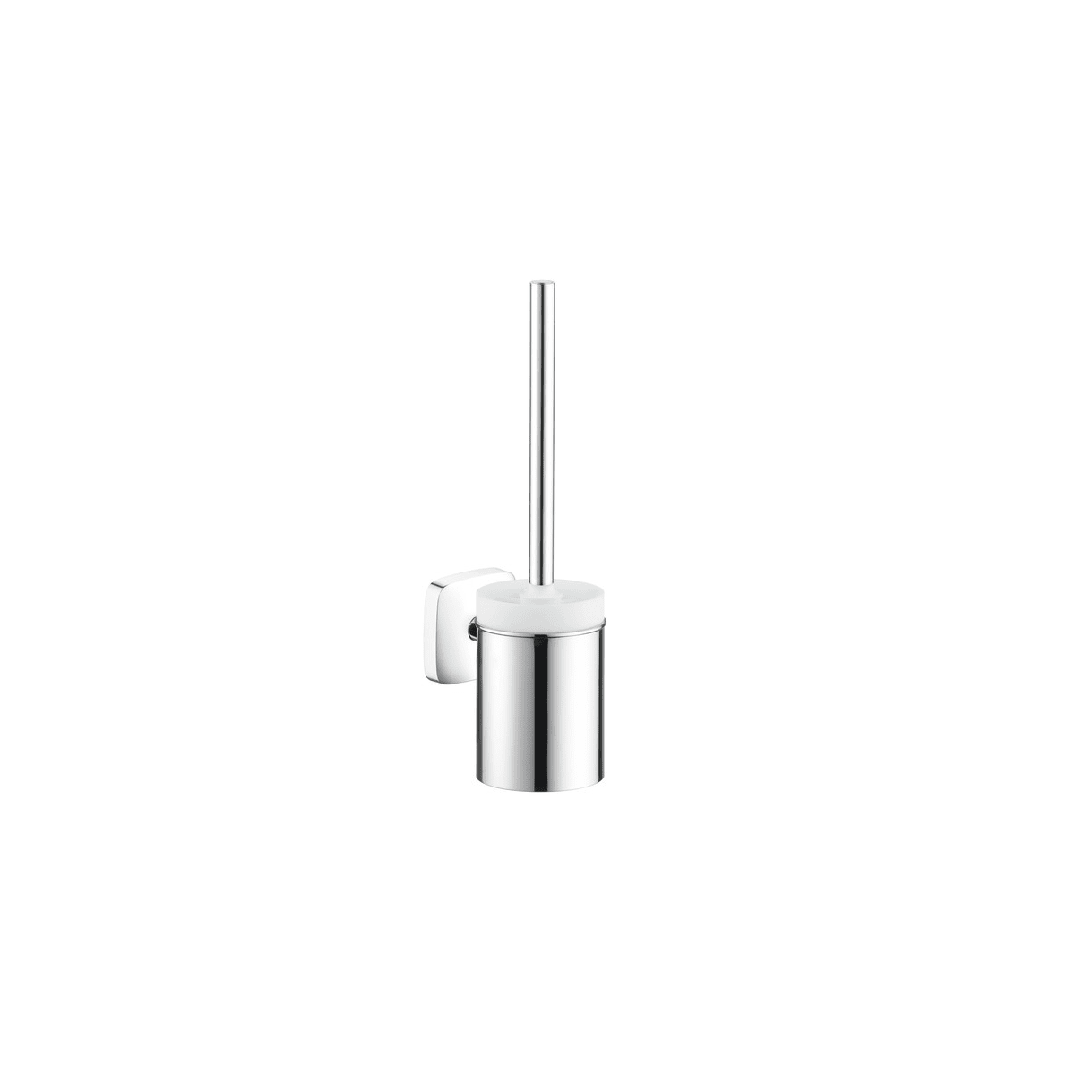 Hansgrohe 41505000 Chrome PuraVida Wall Mounted Toilet Brush ...