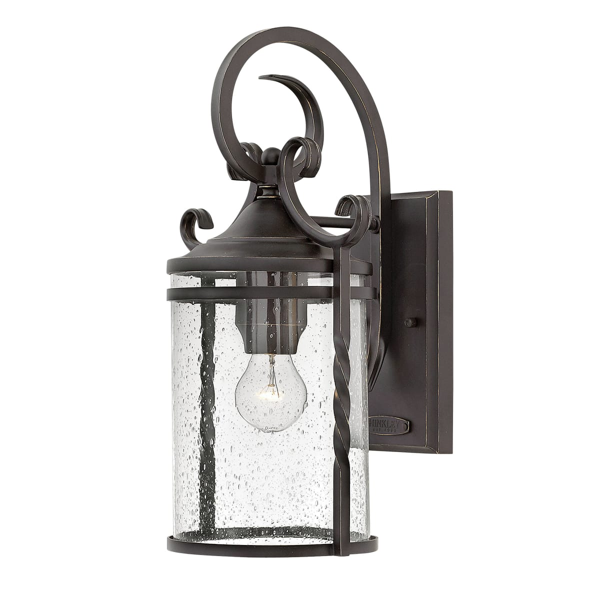 Hinkley Lighting 1144ol Cl Olde Black