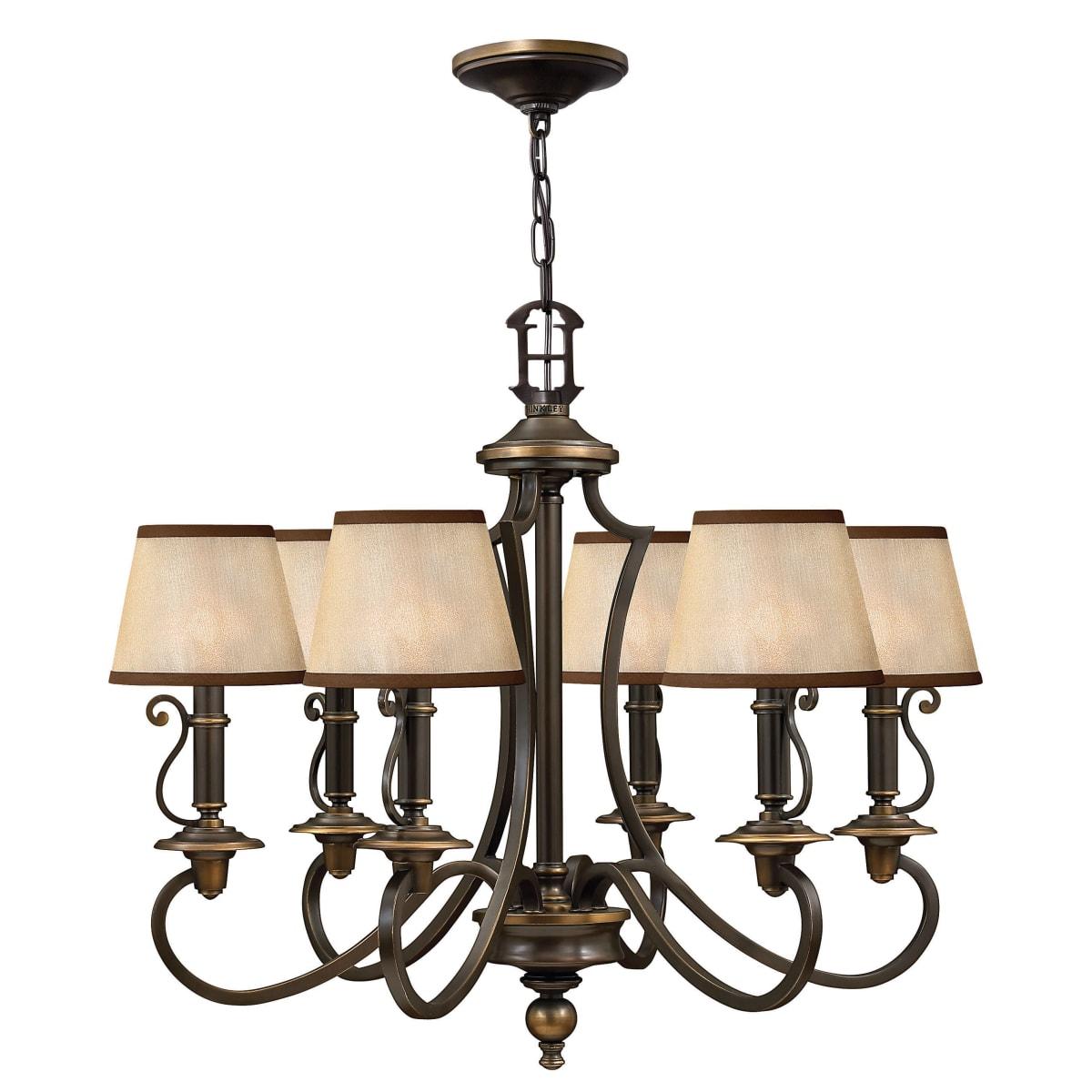 Hinkley Lighting 4246ob Olde Bronze