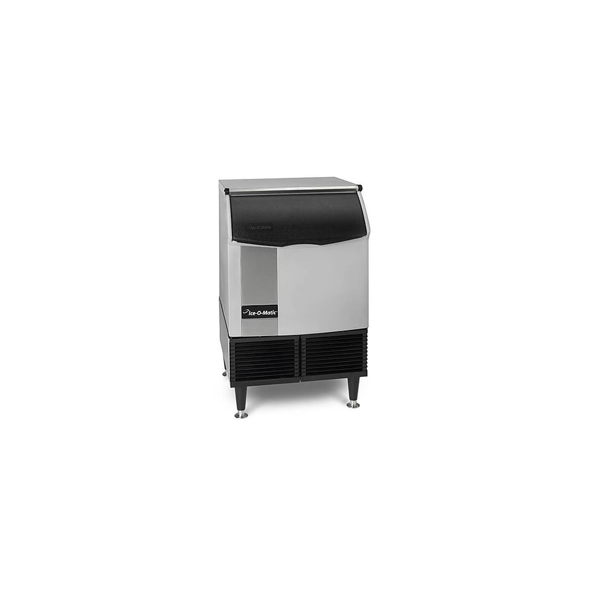 iceu220ha ice o matic air cooled commercial cube ice maker - Ice O Matic Ice Machine