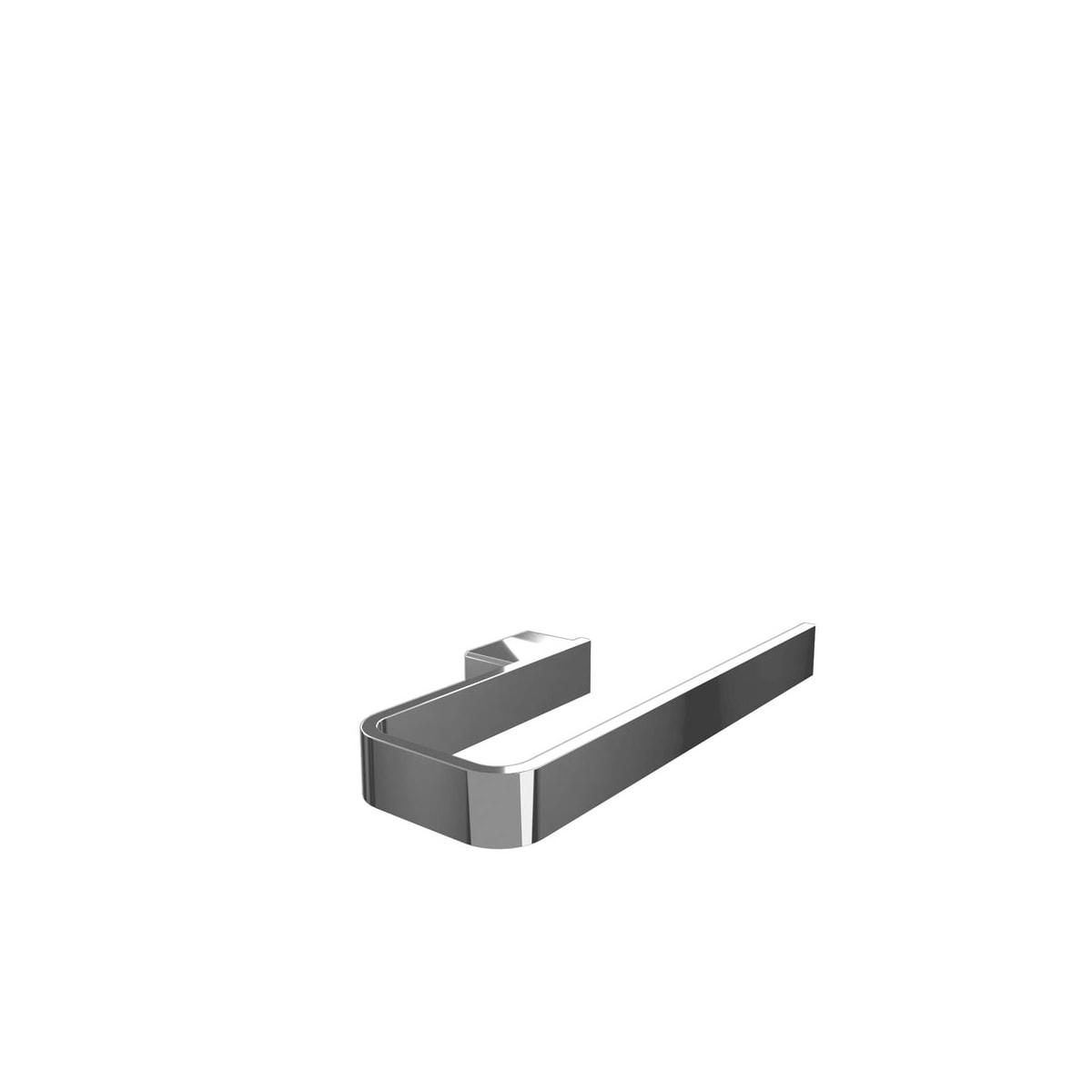 Ico Bath V3315 Matte Black Volkano Cinder Series 8 Towel Bar Faucet Com