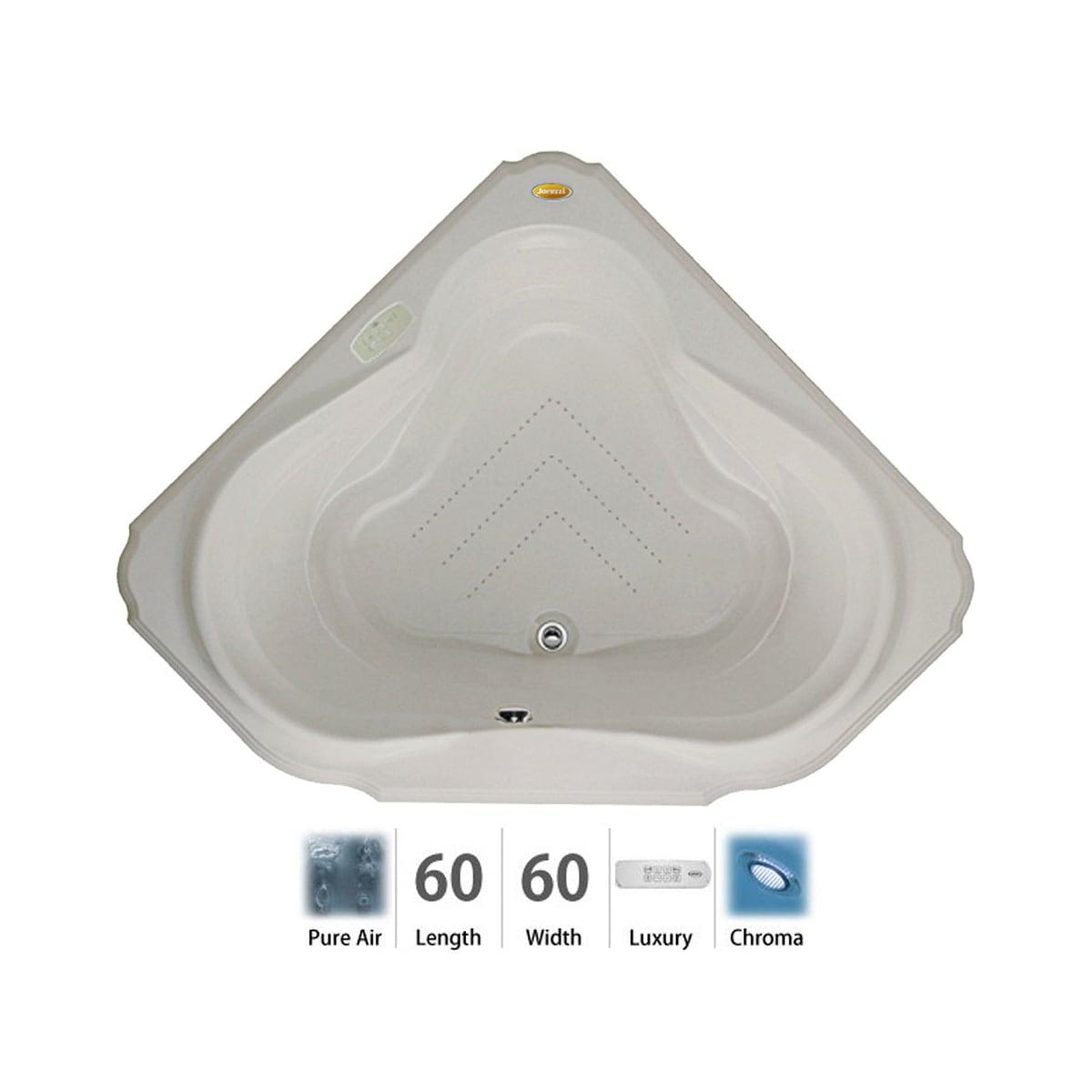 Jacuzzi MAR6060ACR4CXW White Marineo 60\