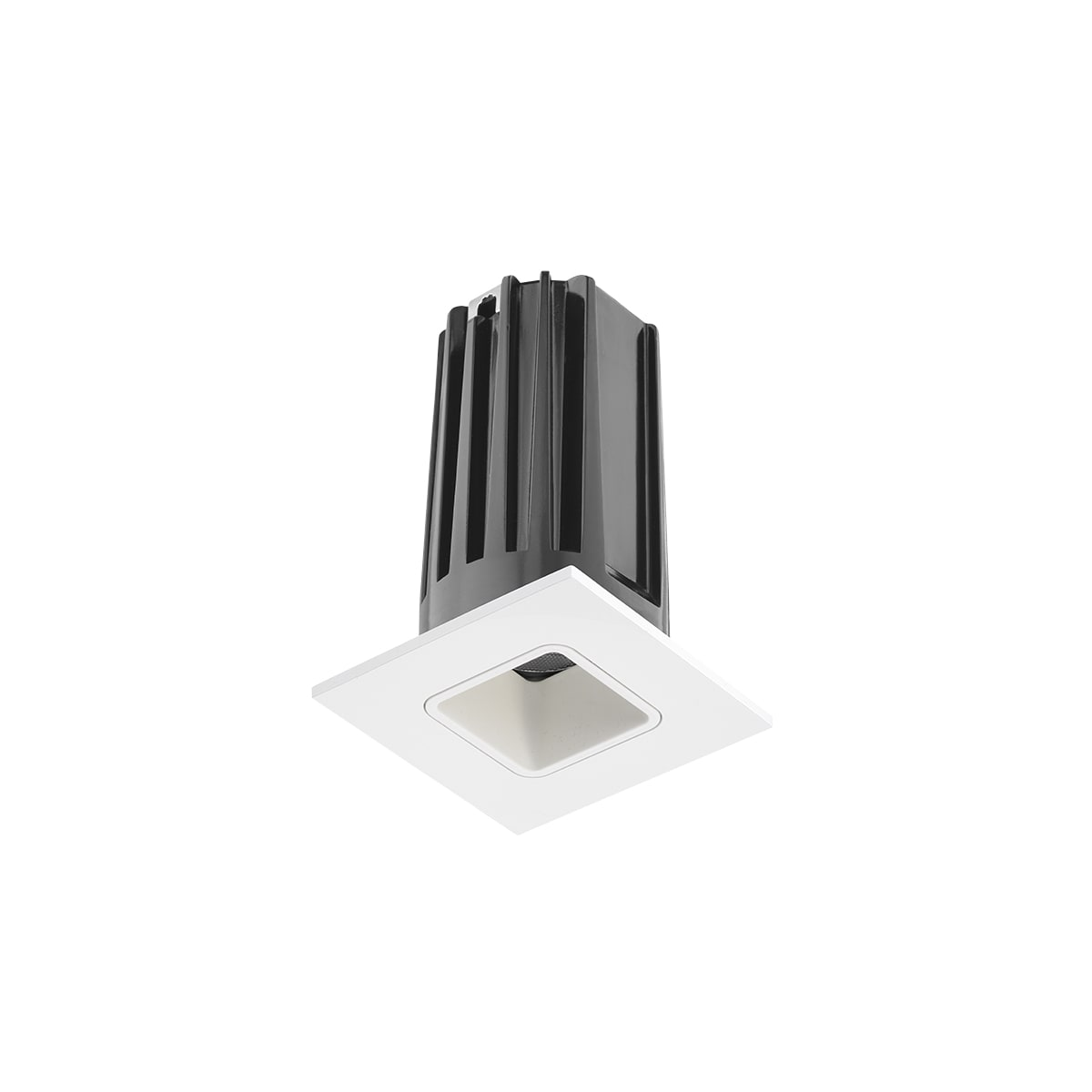 Juno Lighting 2LEDTRIM G2 SQ 30K 90CRI FL WWH White White 3000K