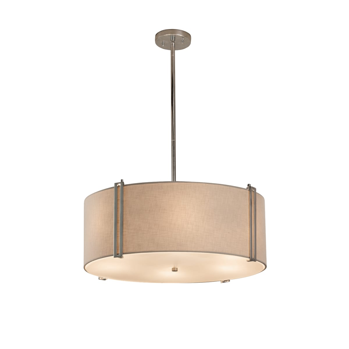 Justice Design Group Fab 9512 Whte Led6 4200