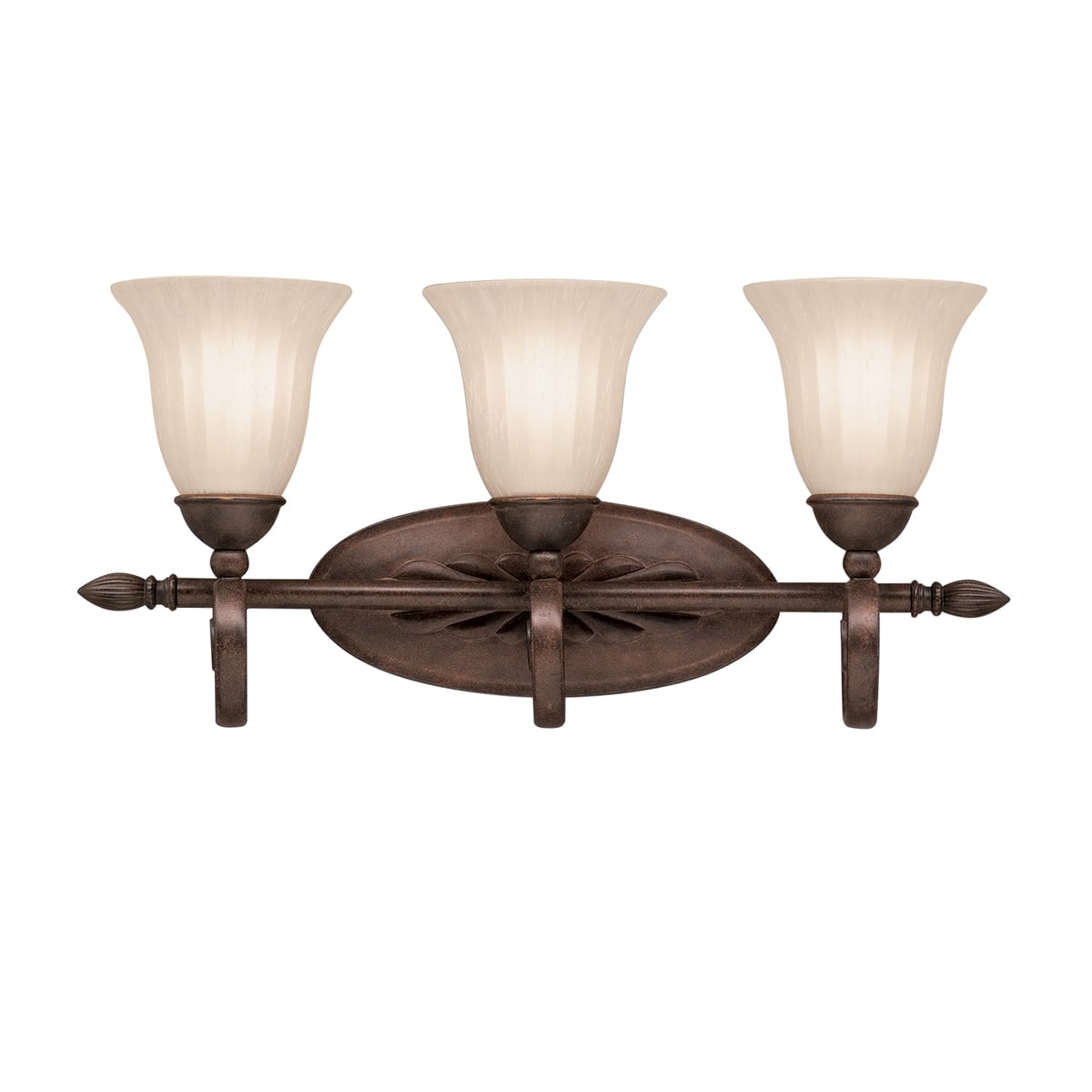 Willowmore 23 5 wide 3 bulb bathroom lighting fixture