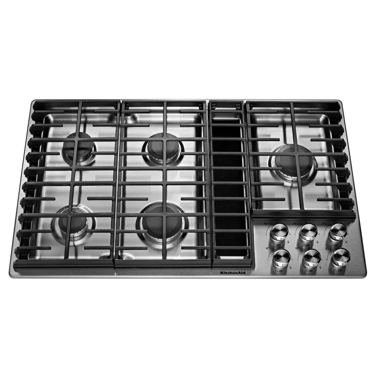 Kitchenaid Cooktop Cooktops Kcgd506g