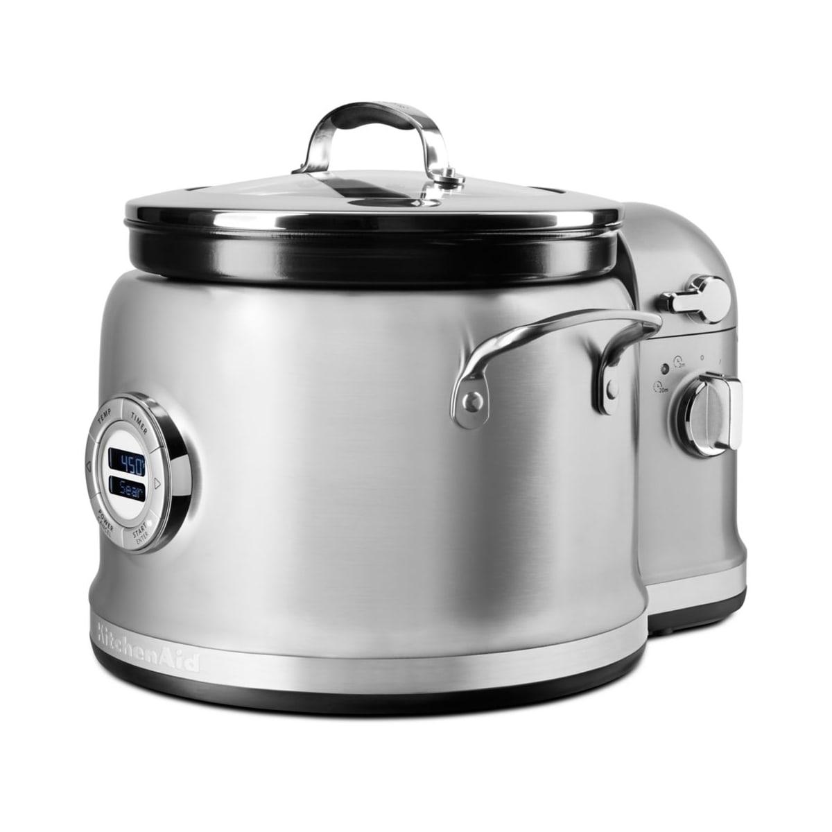 Kitchenaid Slow Cooker Small Appliances Kmc4244