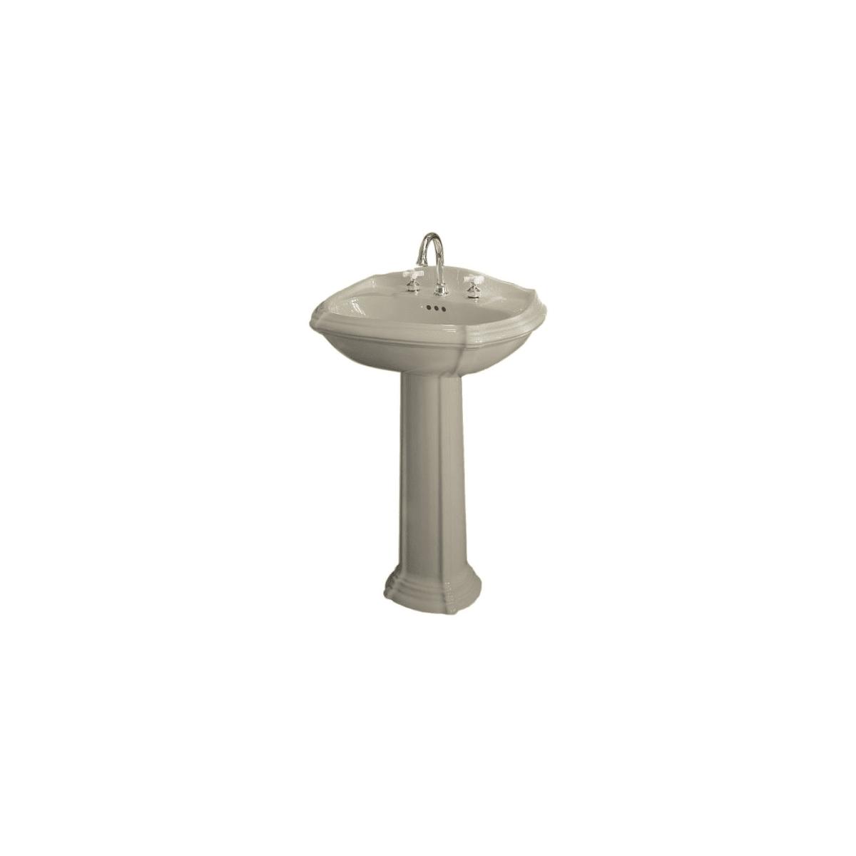 Kohler Portrait Pedestal Sink.Kohler K 2221 1