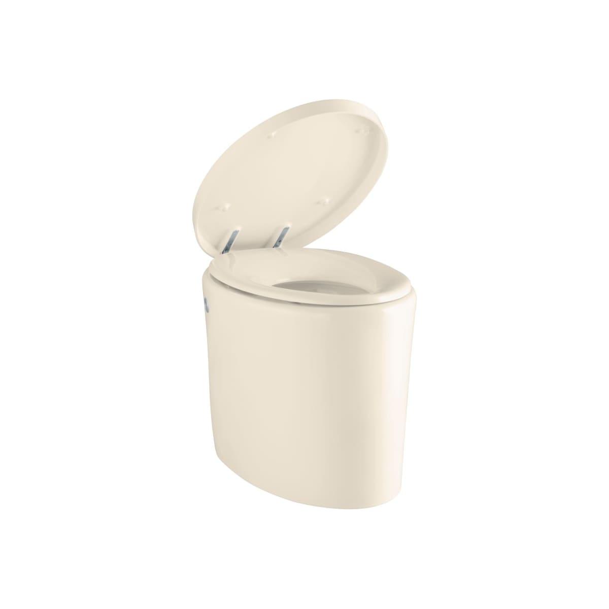 Terrific Kohler K 3492 47 Almond Purist Hatbox Toilet With Quiet Inzonedesignstudio Interior Chair Design Inzonedesignstudiocom