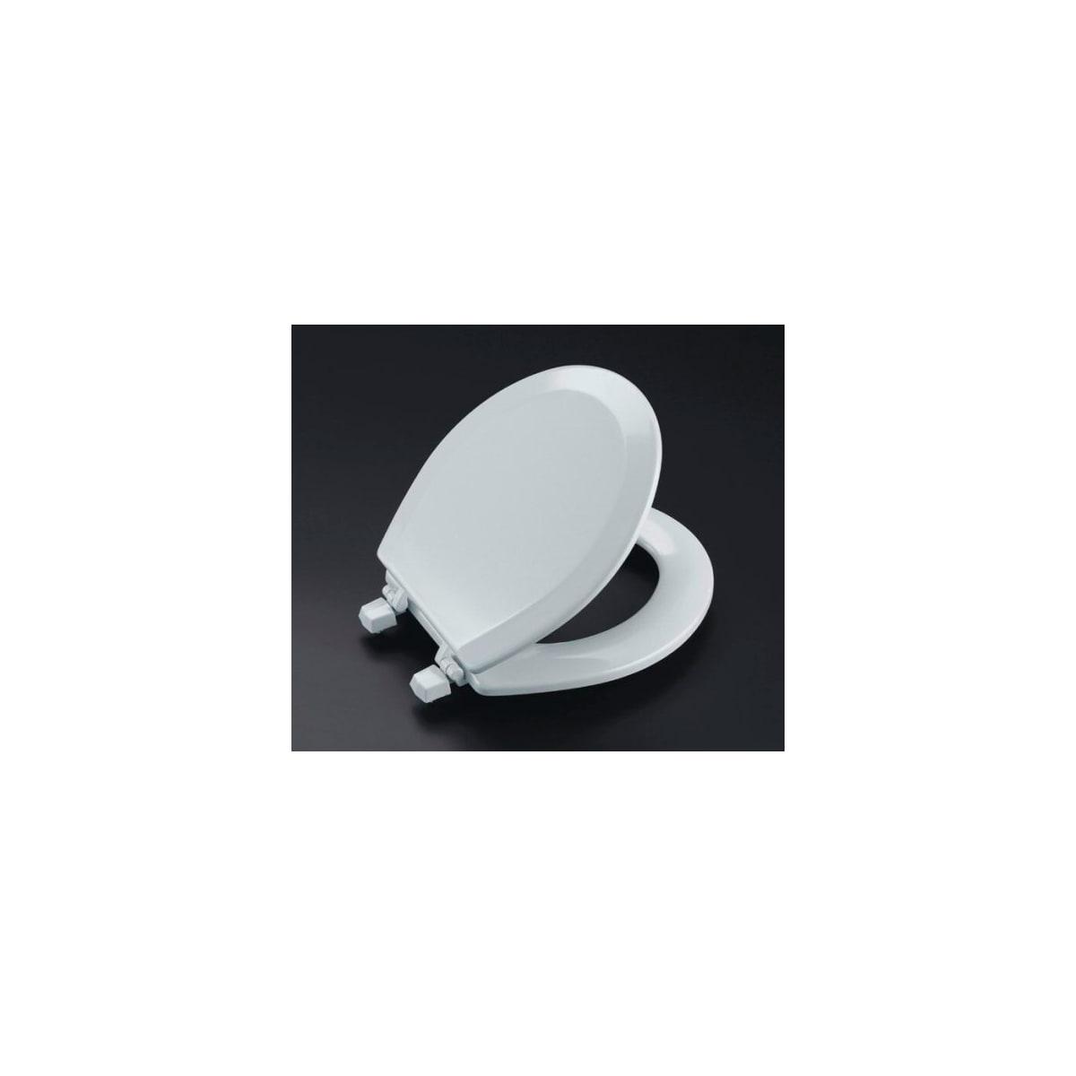 Pleasing Kohler K 4716 T 47 Almond Triko Round Closed Front Toilet Machost Co Dining Chair Design Ideas Machostcouk