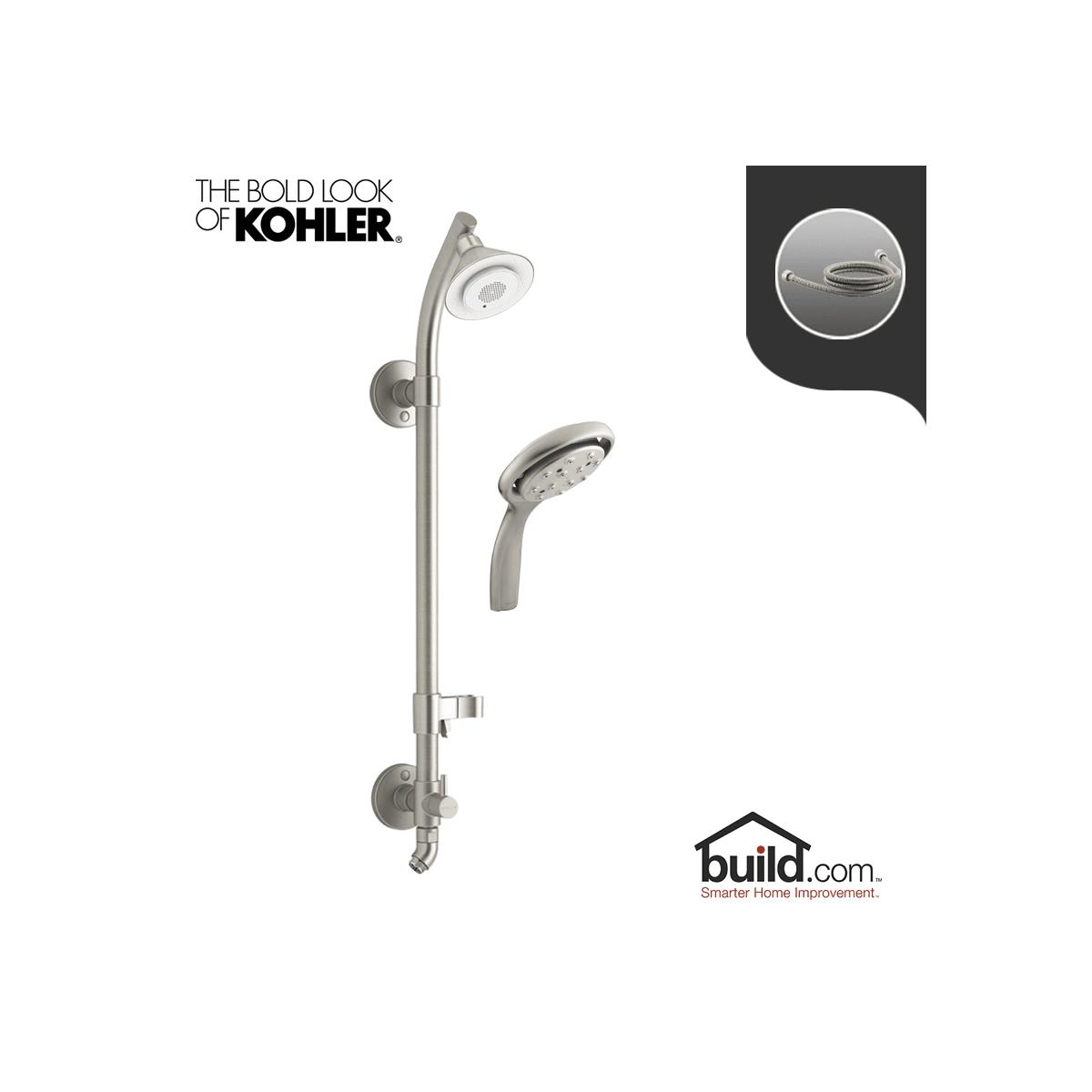 Kohler Hydrorail K 9245 K 17493 Package