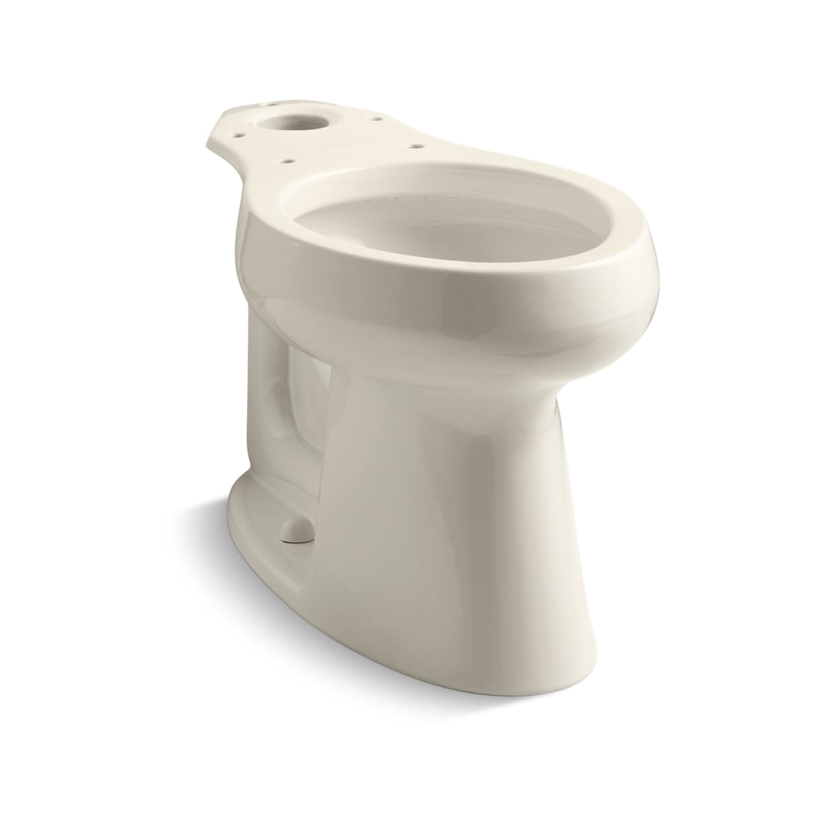 Astonishing Kohler K 4199 0 White Comfort Height Elongated Bowl Only Machost Co Dining Chair Design Ideas Machostcouk