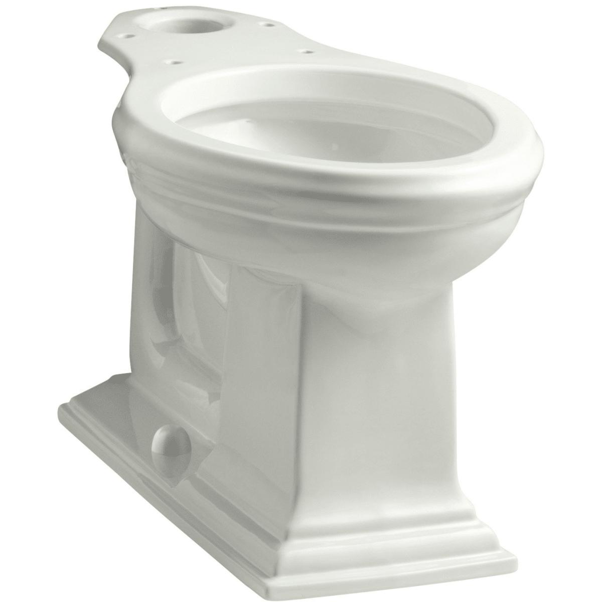Awe Inspiring Kohler K 4380 0 White Elongated Bowl Only From The Memoirs Andrewgaddart Wooden Chair Designs For Living Room Andrewgaddartcom