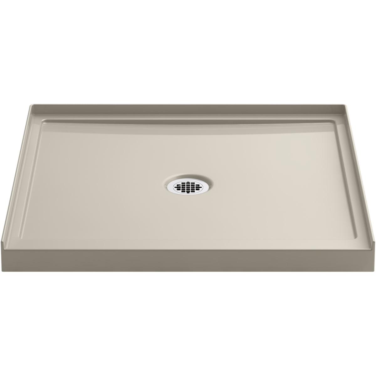 Kohler K 8644 0 White Rely 36 X 34 Square Shower Base With