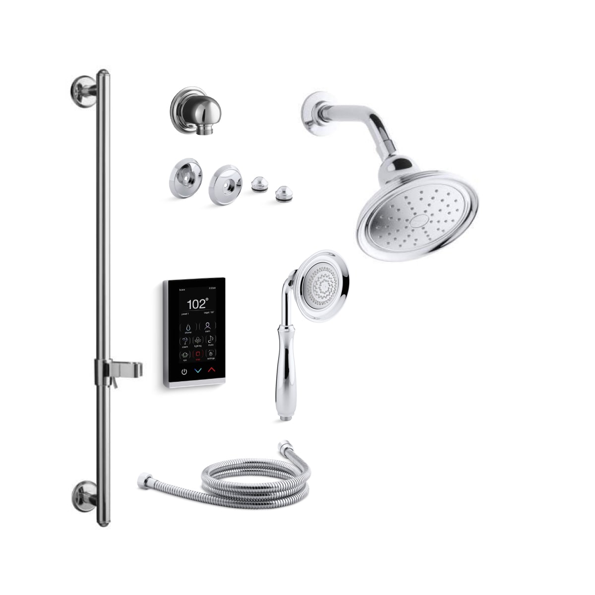 Kohler K Devonshire Dtv11s E Build Com