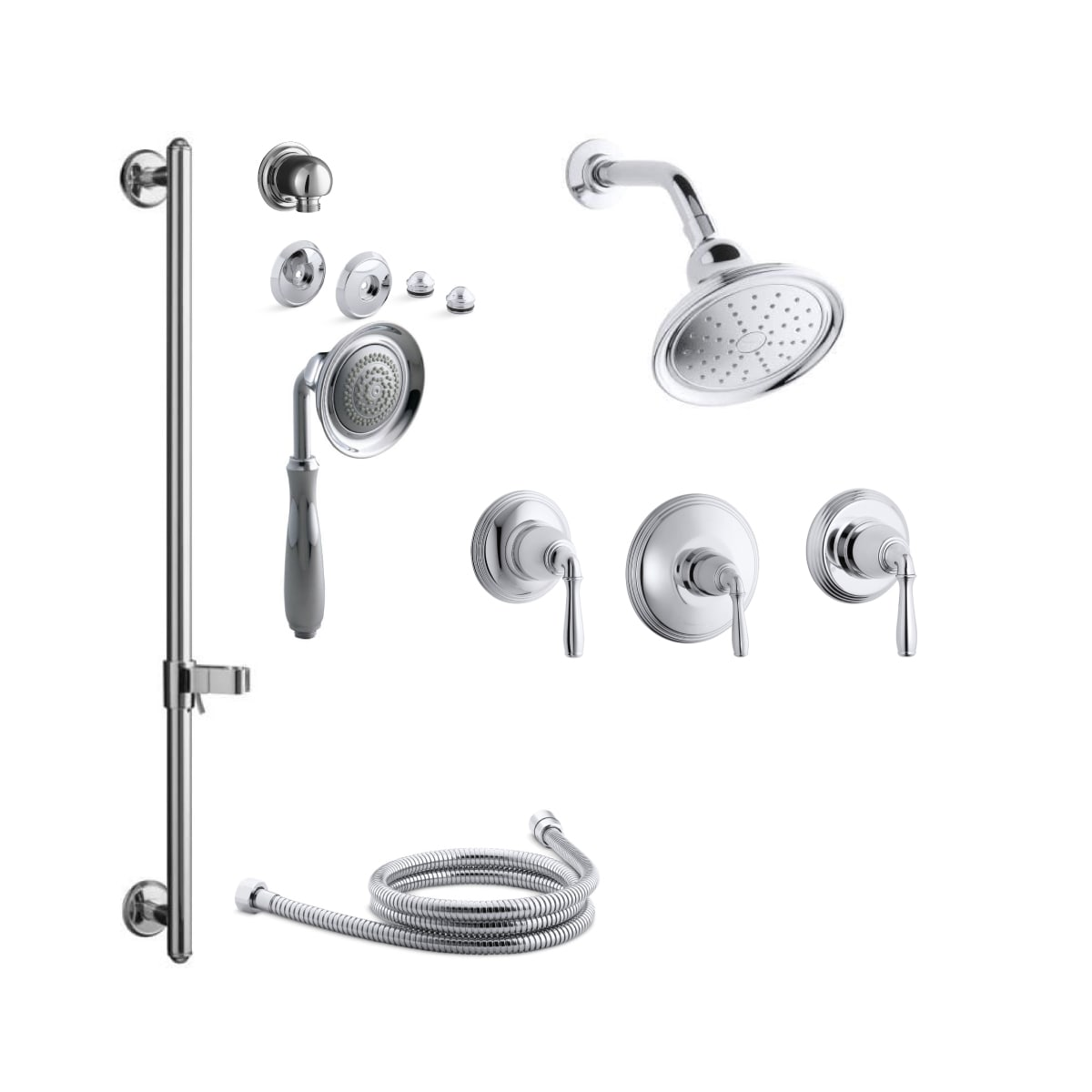 Kohler K Devonshire Ms11s 4e Build Com
