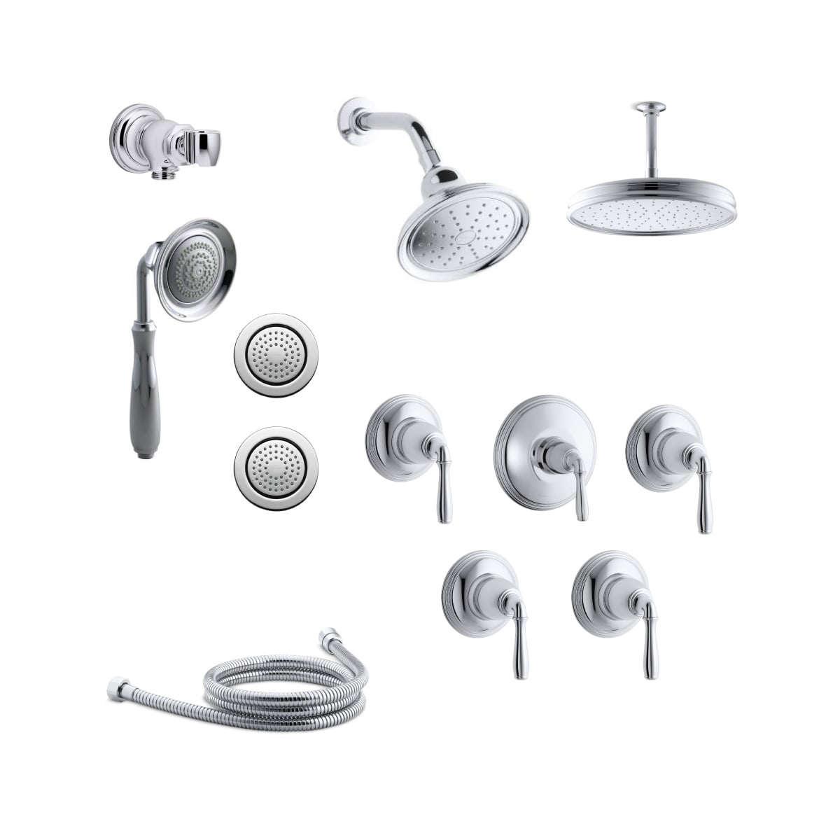 Kohler K Devonshire Ms18 4e Build Com