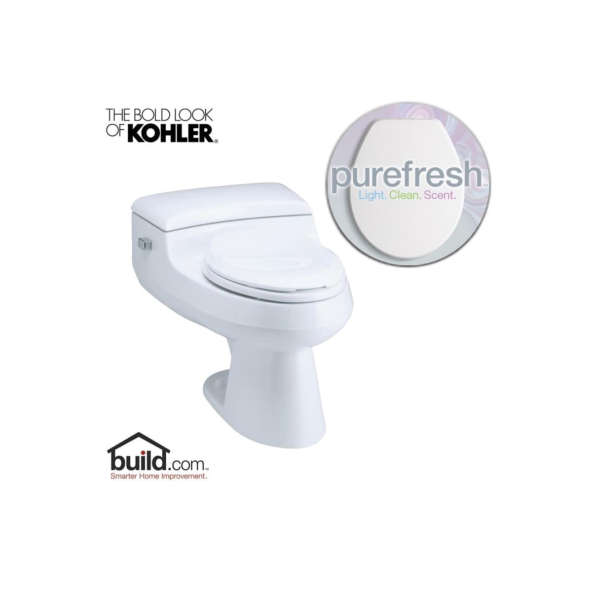 Enjoyable Kohler Purefresh K 3597 Inzonedesignstudio Interior Chair Design Inzonedesignstudiocom