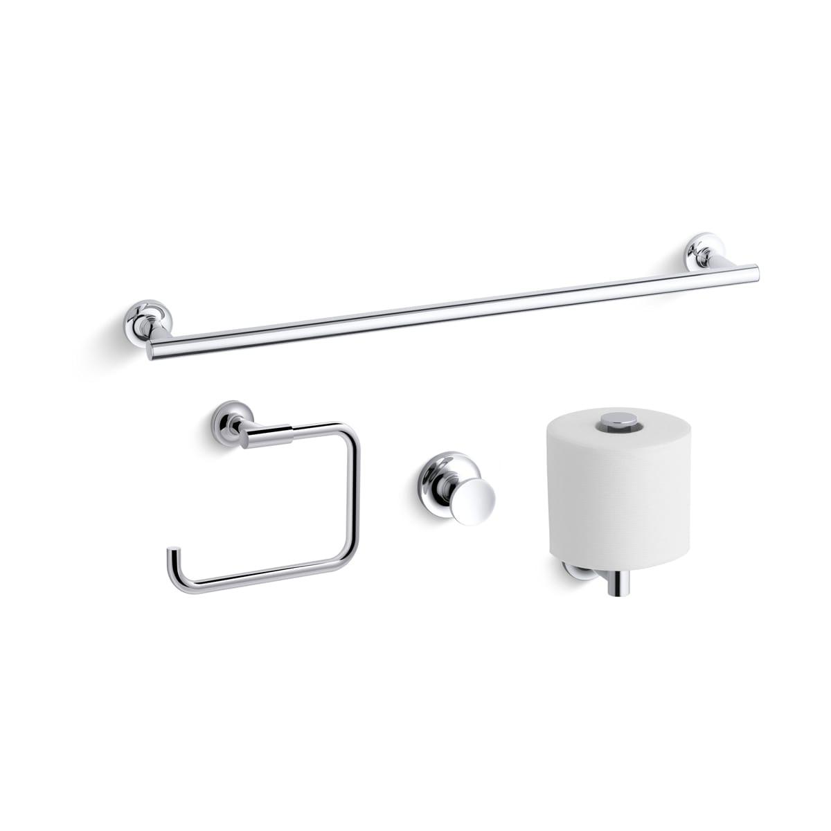 Kohler Purist Better Accessory Pack 1 Bathroom Hardware