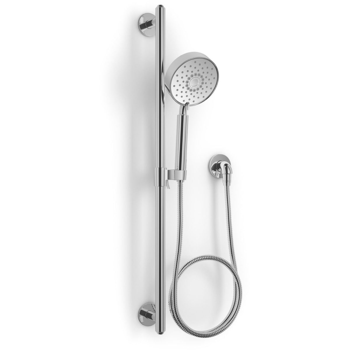 Kohler Purist Handshower Kit 2 5 Sn Vibrant Polished Nickel
