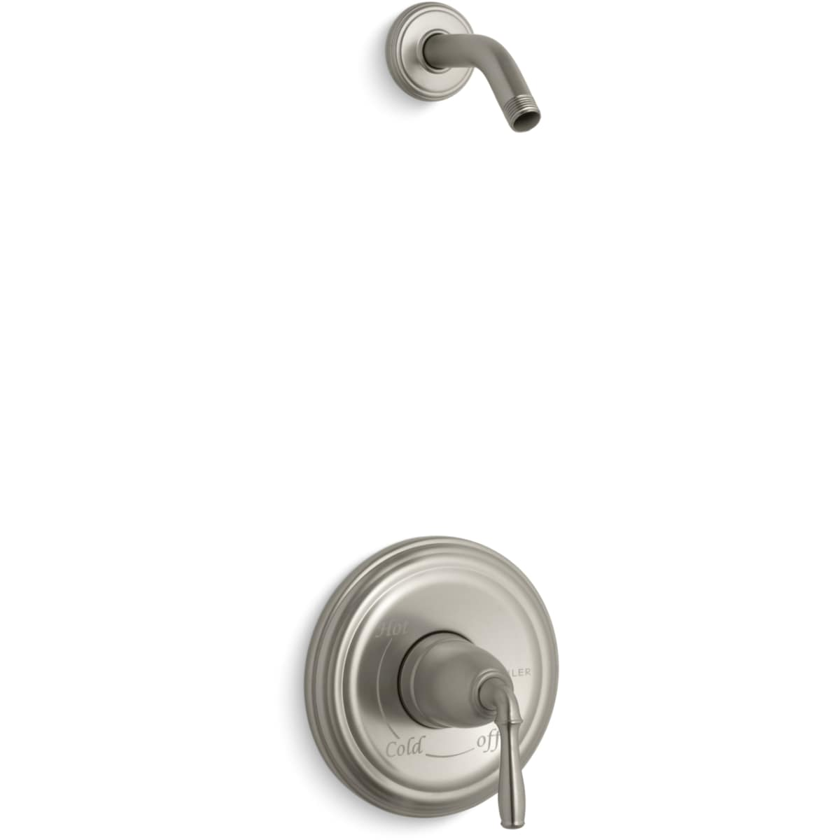 Kohler K Tls396 4 Bn Vibrant Brushed Nickel Devonshire